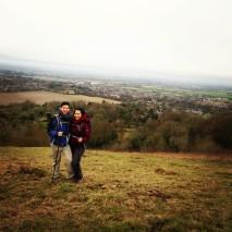 Princes Risborough to Wndover 14.9km