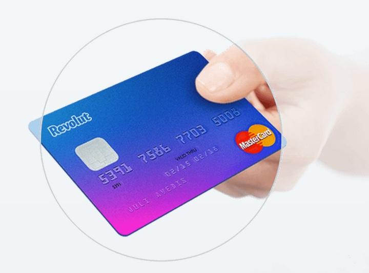 RevolutCard